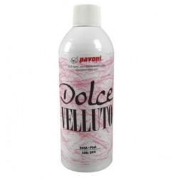 Спрей велюр Dolce Veluto розовый Италия 400мл