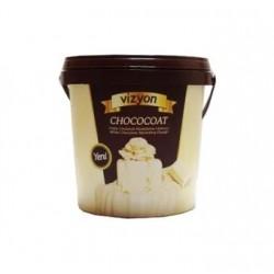 Шоколадная мастика белый шоколад Vizyen (Polen) Турция 1 кг