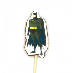 'Бетмен 8см' пряник на палочке в ассортименте,1шт