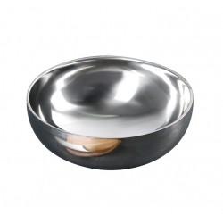 Емкость кондитерская малая,металл,d=18см