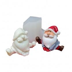 Силиконовая форма №727 Санта Клаус №1 02730