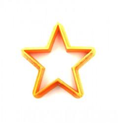 Форма Звезда узкие лучи 9см LC-00003124