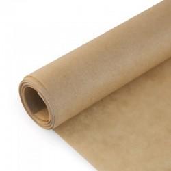 Пергамент коричневый, силиконизированный, 38 см х 25 м Nordic EB Golden 4077351